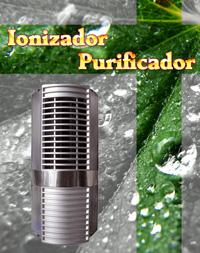 Purificador de Aire, Ionizador